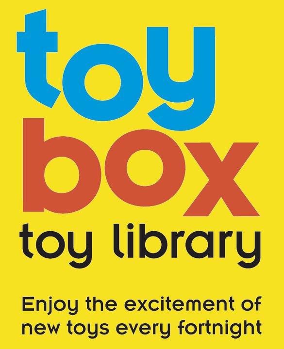Hamilton Toybox Toy Library Logo
