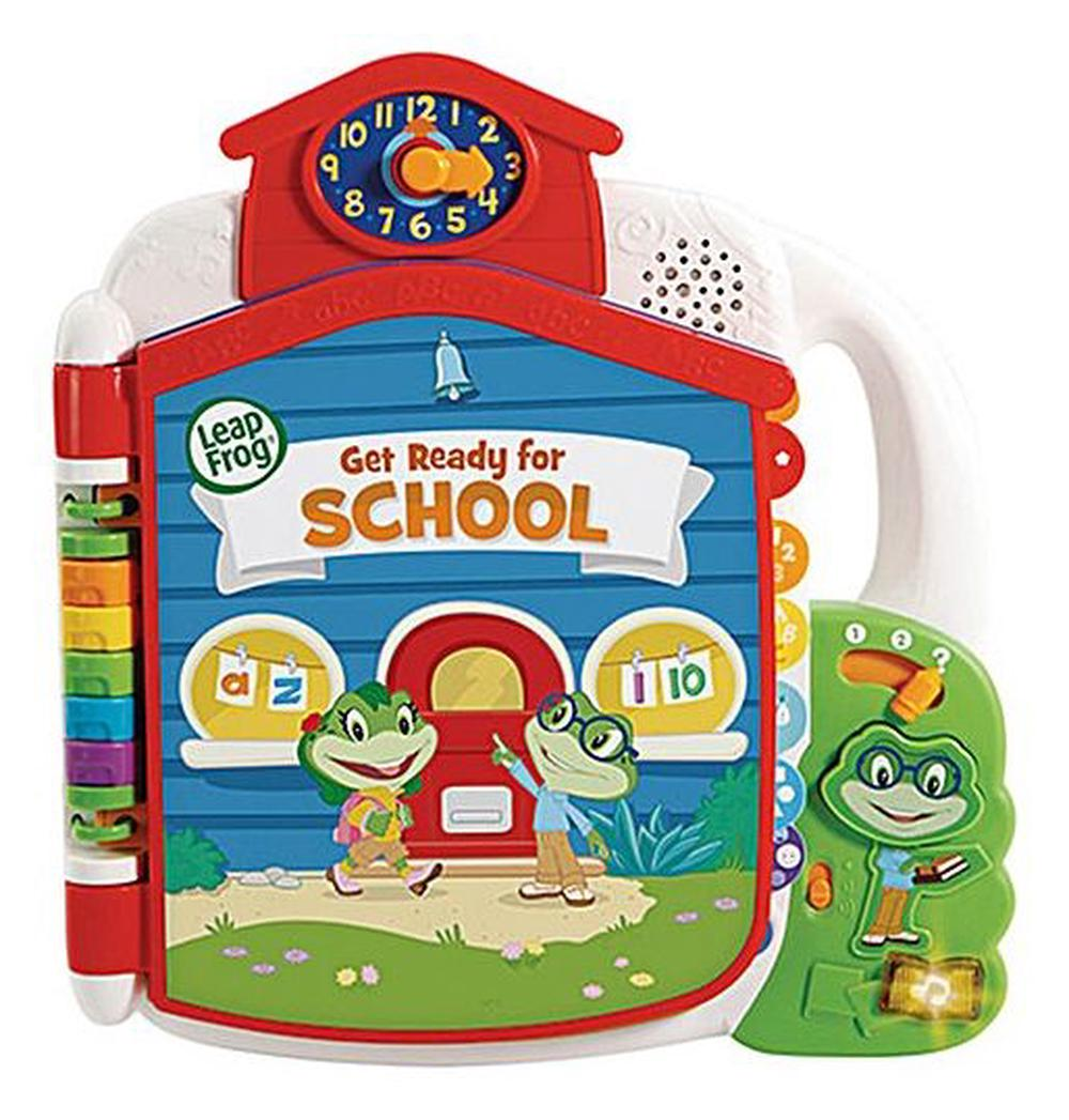 Leapfrog Tad`s Get Ready For School Book